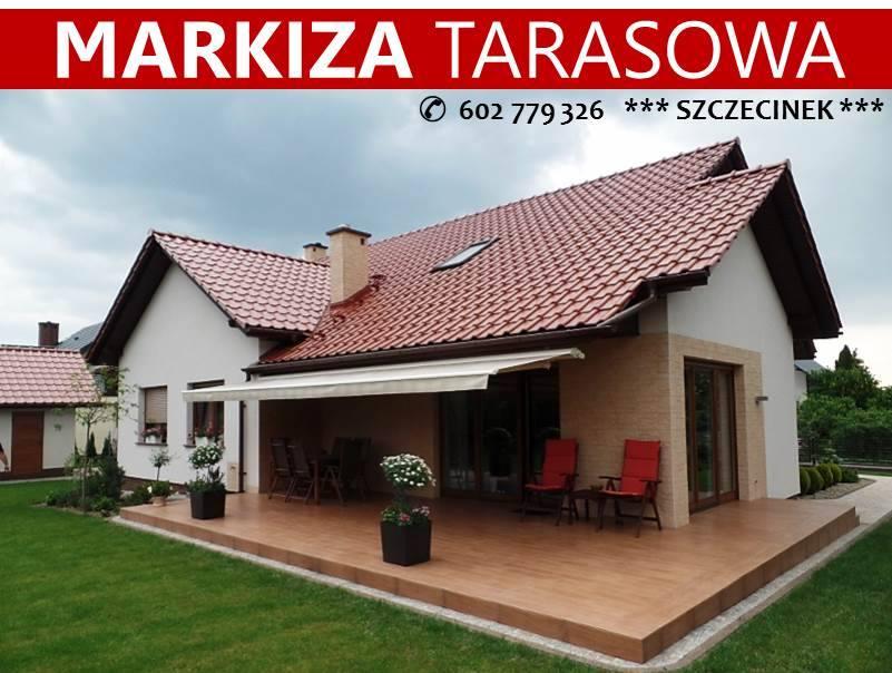 Vertical Wojciechowski Markizy Tarasowe W Kasecie